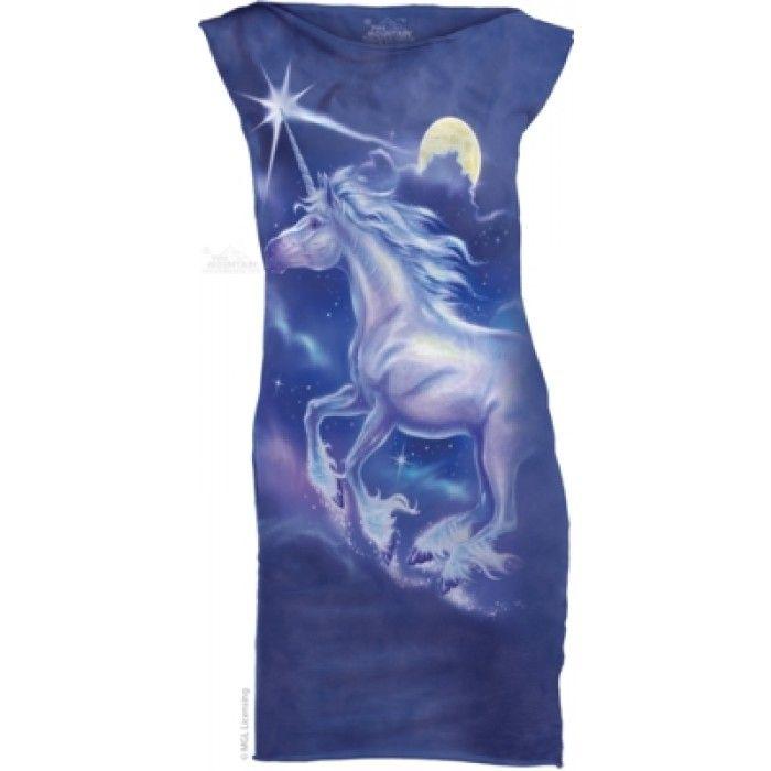 Mini Dress Dama 3D – Mini Dress Unicorn Star