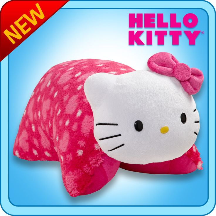 Hello Kitty | My Pillow Pets® Canada