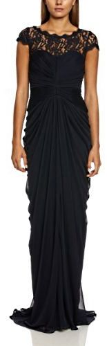 Adrianna Papell Lace-Bodice Drape Sleeveless Women's Dress See more at: http://fabulousfashionforall.blogspot.com/