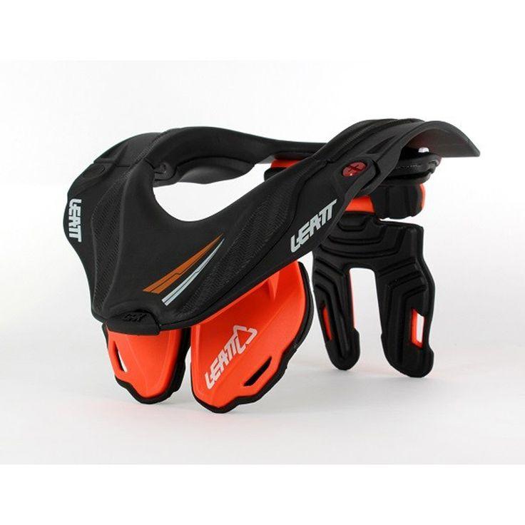 2014 Leatt Gpx 5 5 Youth Neck Brace - Orange - 2014 Leatt Body Protection - 2014 Motocross Gear - by Leatt - 2014 Leatt Gpx 5