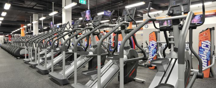 Nojudgements Crunch Gym Gym Facilities Fitness Club
