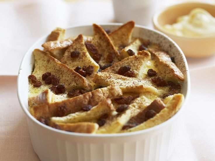 A British classic, this delicious bread and butter pudding is packed full of spice and sweetness. Enjoy a big scoop straight from the oven with a dollop of cream of ice-cream.