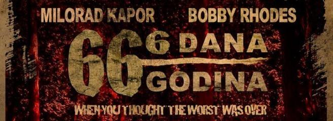 Concept teaser & deets for UK horror joint 6Dana66Godina - Horror Movie News | Arrow in the Head