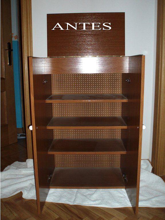 Como cambiar de color un mueble lacado excellent aprende - Pintar un mueble lacado ...