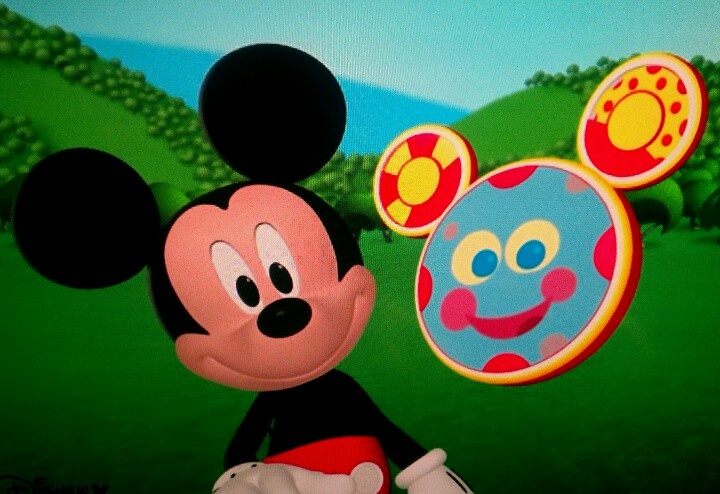 mickey mouse toodles clipart - photo #37
