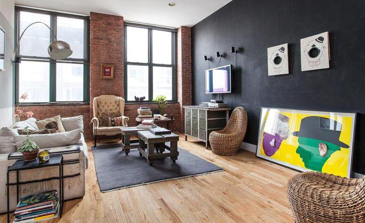 紐約混搭風公寓 - DECOmyplace 新聞台