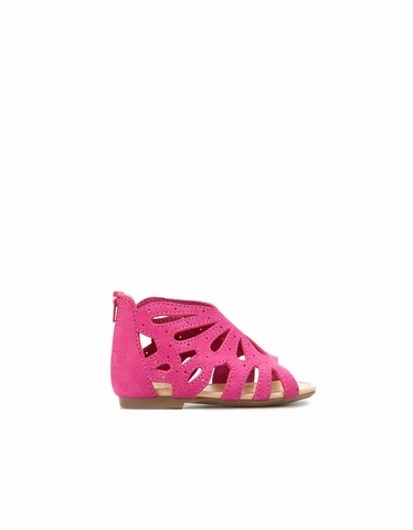 SOFT LEATHER SANDAL [ZARA BABY GIRL KIDS 125] - $23.88 : ZARA ONLINE STORE