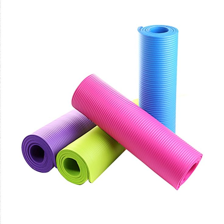 Buy 4mm Outdoor Foldable Yoga Exercise Mat Geekyviews Yoga Pad Mat Pilates Yoga Mat Sling
