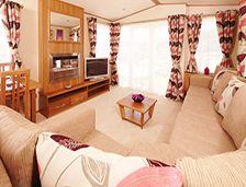 Osprey Lounge caravan at Meadow Lakes