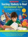 Teaching Students to Read Informational Texts-Independently! | Learning English Together