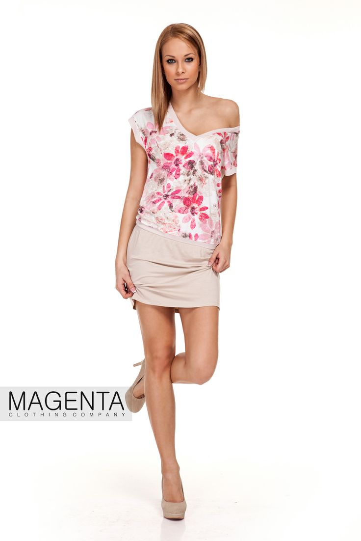 #magentafashion #dress #womendress #sexy #girl #fashion #look #patterned #spring #shoes #hair #makeup #magenta #lookbook