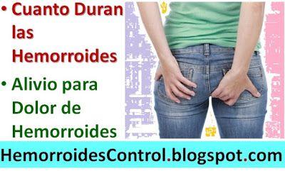 Cuanto Duran las Hemorroides: Dolor de hemorroides Alivio en el Ano http://hemorroidescontrol.blogspot.com/2016/03/cuanto-duran-las-hemorroides-dolor-en-el-ano-alivio.html - Cómo saber  cuanto duran la hemorroides en el ano y el alivio de esta condición muy molesta.