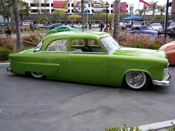 45 best 53 Ford Custom Line images on Pinterest | Old cars ...