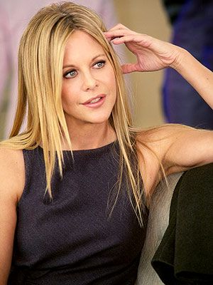 Meg Ryan.  She is gorgeous and personality plus