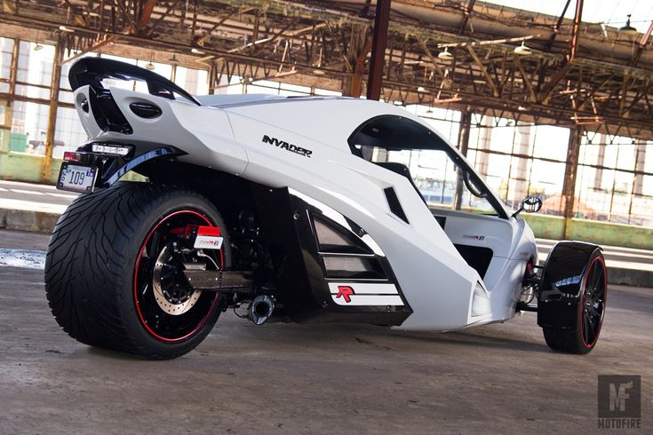 Think of one of the world's fastest production motorcycles, then imagine it in a trike! With KimYe getting all excited about their Can-Am Spyder over Christmas we thought we'd take a look into the other three-wheelers on offer. Initially we went straight to the Polaris Slingshot because a) it's bloody insane b) it's well in …  #fireitup