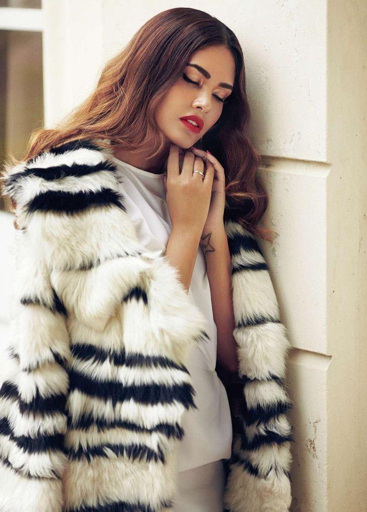 Picture featuring Esha Gupta - Esha Gupta ELLE May Magazine Photoshoot Photo