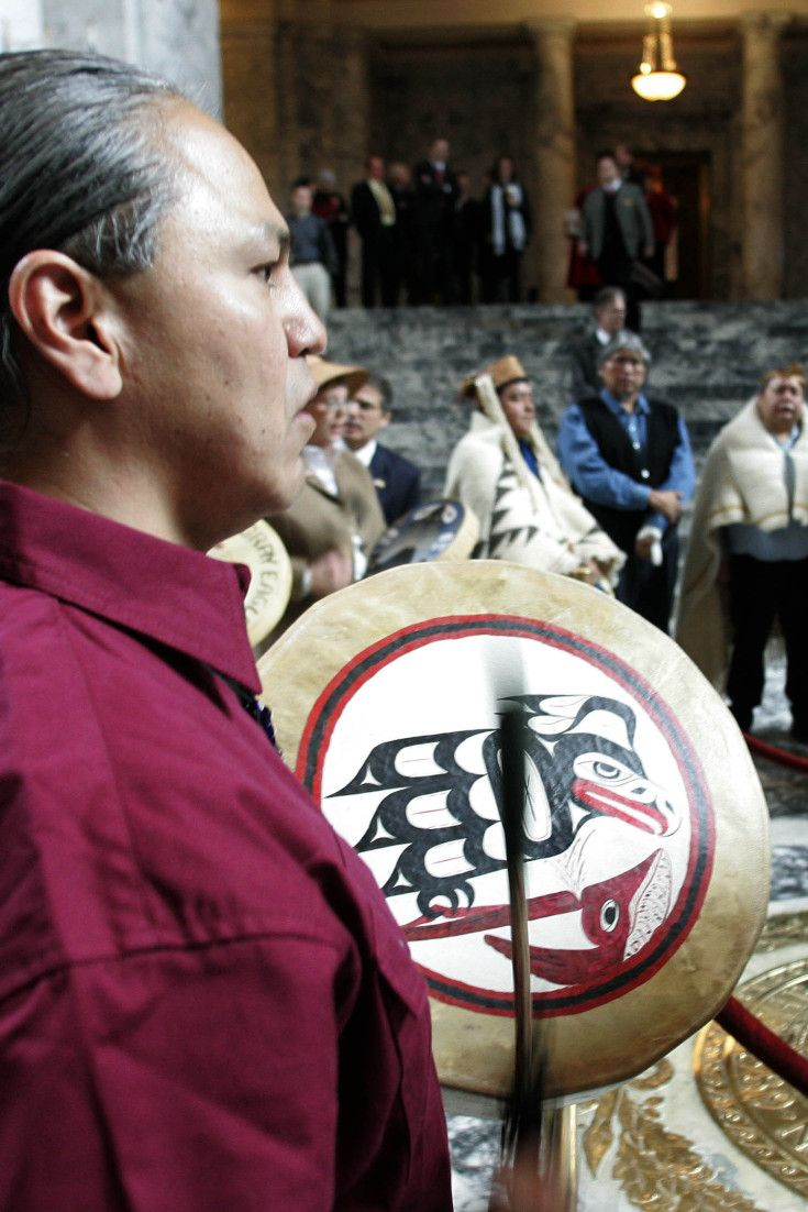 Culture's Healing Potential Offers Hope For Canada's Indigenous
