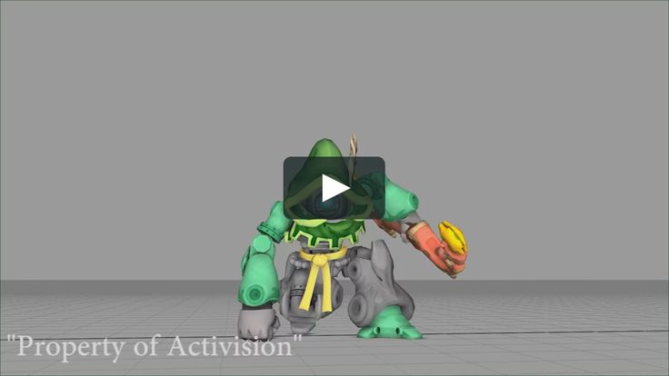 Breakdown Responsible for all animation Shot 1: Call of Champions Trailer Magmatus animation Shot 2: Call of Champions Trailer Khalid vs Modus animation, also…
