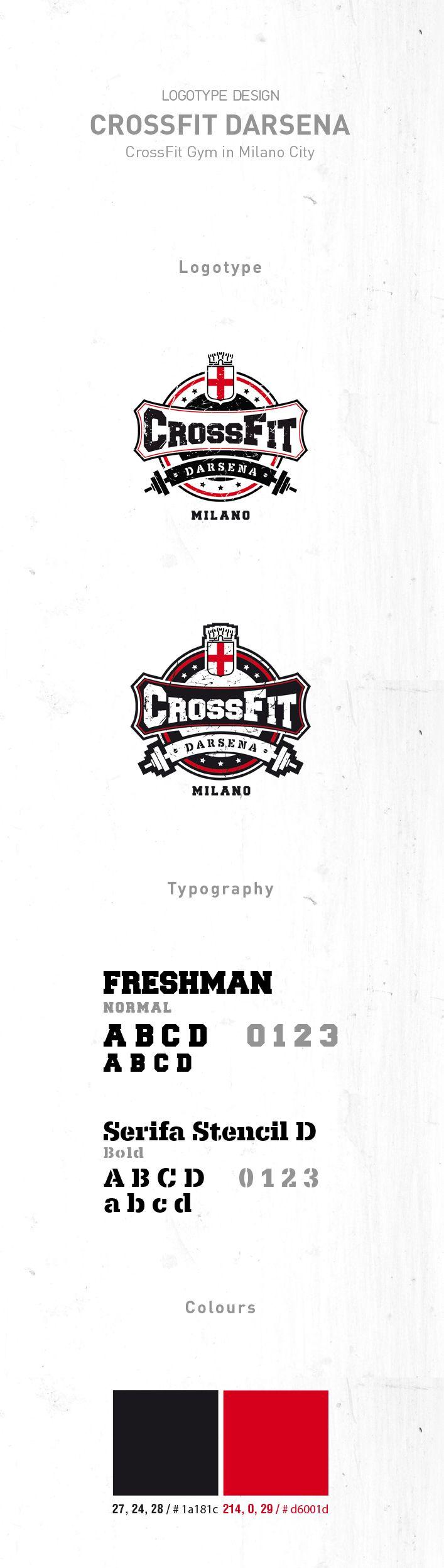 Crossfit Darsena Milano / Crossfit Gym on Behance