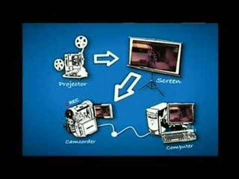 Converting Super 8 Film to DVD