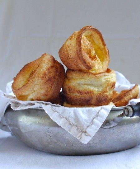 Escuela de cocina: cómo hacer un pudín de Yorkshire perfecto   – Breads/Biscuit
