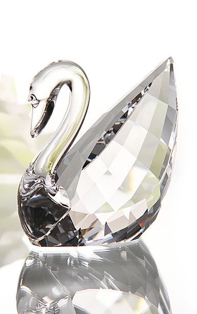 Swarovski Swan, Soulmate - Crystal Classics, Free Shipping