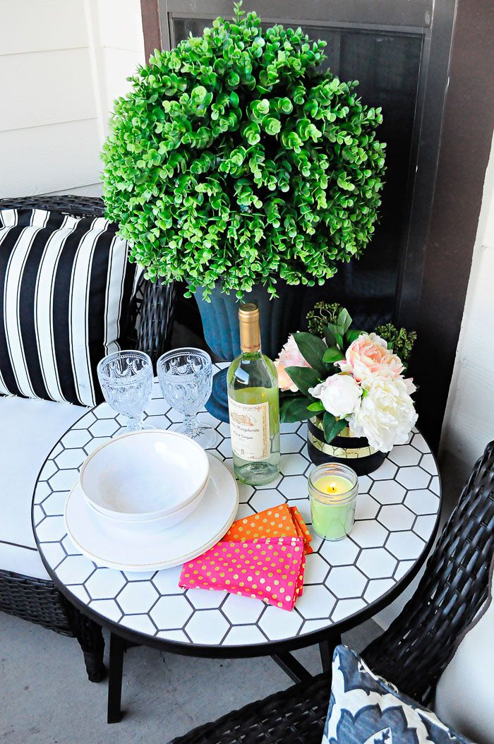 1000 images about bhg live better on pinterest outdoor for Apartment patio decorating ideas photos