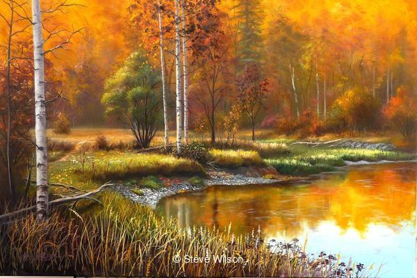 Steve Wilson Original Paintings 22