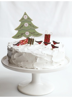 Christmas Cake Decoration Pack : 96 best Dekotipps images on Pinterest