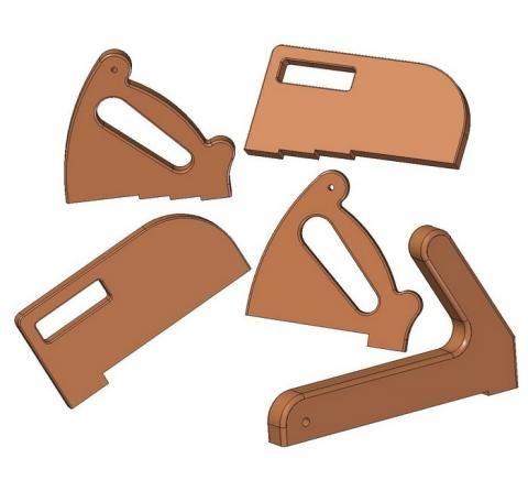projetos de varios tipos de empurra pau, indispensavel na marcenaria para segurança do operador da serra circular de mesa:        PDF 1  htt...