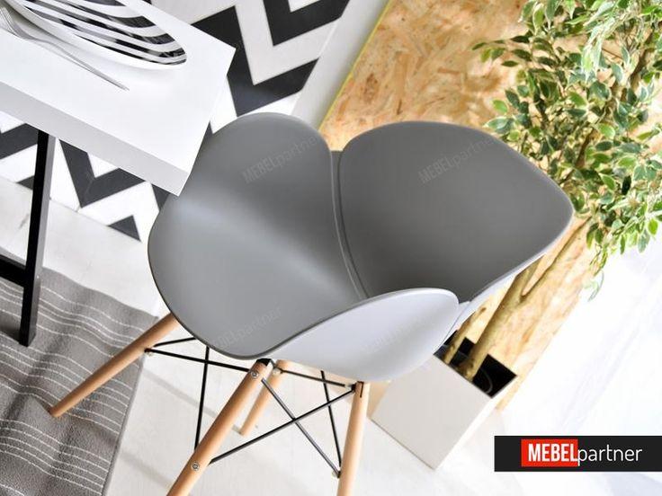 Krzesło SWAN WOOD