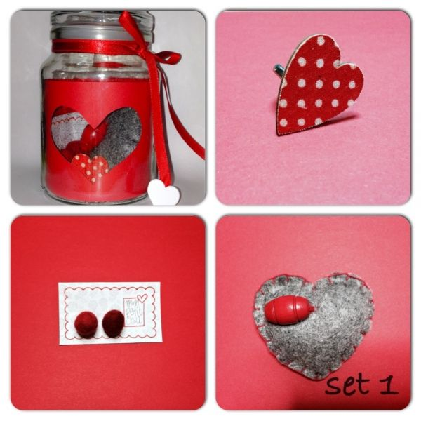 Love Jar gift box for valentine's day!!!