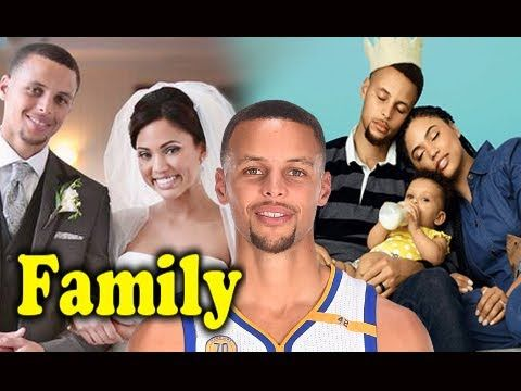 Stephen Curry Family Photos With Parents,Brother,sister,Children and Wif...