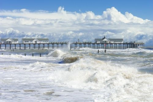 Stormy sea at Southwold ©Andrew Sharpe
