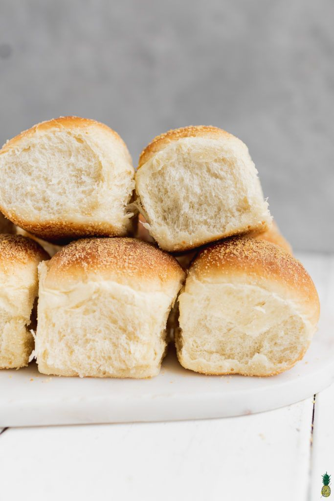 Vegan Pandesal Filipino Bread Rolls Recipe With Images