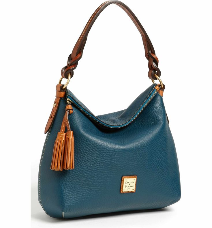 Main Image - Dooney & Bourke Leather Hobo