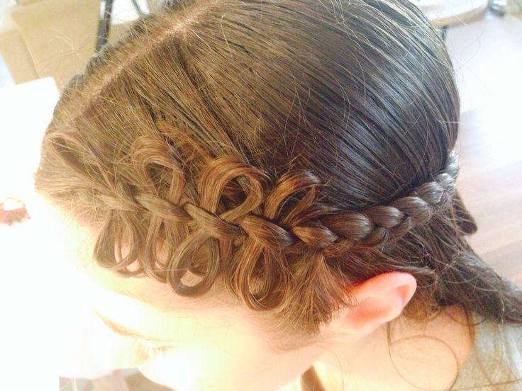 Prim bow braid