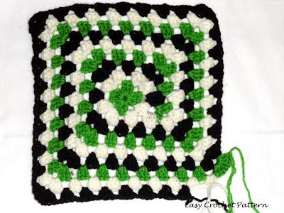 Easy Crochet PatternCrochet Pattern