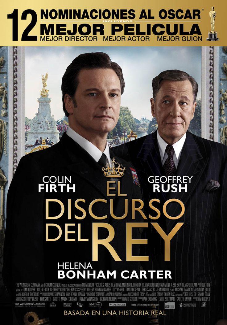 El Discurso Del Rey Oscar Mejor Direccion De Arte El Discurso Del Rey Discursos Peliculas