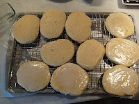Ham n Goody's Tea Cake recipe: Goodies, Almonds, Favorite Things, Bid Day, Tea Cakes, Butter, Cakes Recipes, Christiana Kitchens, Teas Cakes