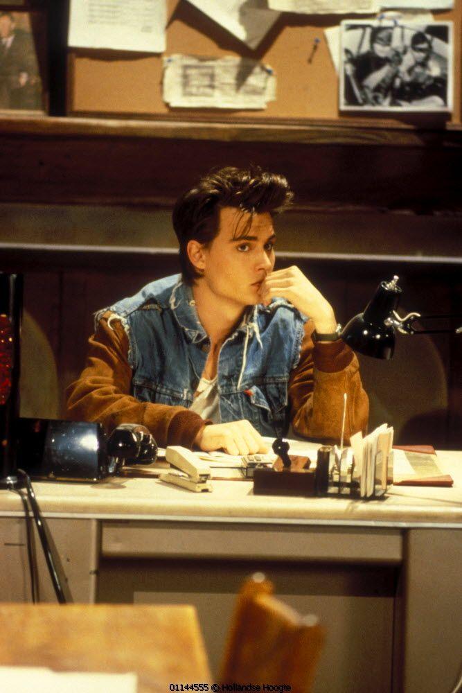 Johnny Depp as Tom Hanson