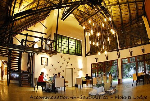 Beautiful Mokuti Etosha Lodge. http://www.accommodation-in-southafrica.co.za/Namibia/Tsumeb/MokutiEtoshaLodge.aspx