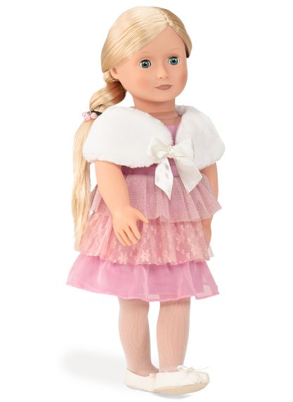 "Aurora's ""Our Generation Doll"" Hailey"