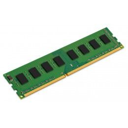 MEMORIA KINGSTON DDR3 4GB 1600MHZ CL11 Memoria interna: 4 GB Tipo de memoria interna: DDR3 Velocidad de memoria del reloj: 1600 MHz Forma de factor de memoria: 240-pin DIMM Disposición de memoria: 1 × 4 GB Tipo de embalaje: DIMM  https://pcguay.com/tienda/memoria-kingston-ddr3-4gb-1600mhz-cl11/