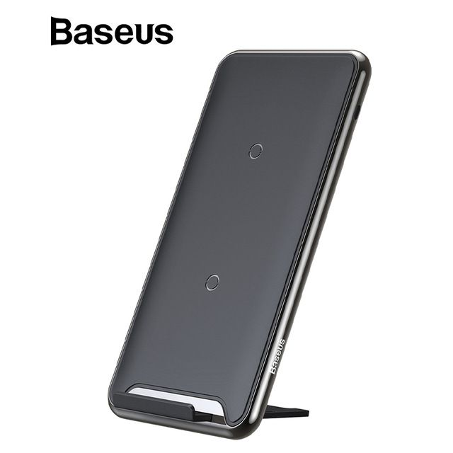 Baseus 10W 3 Coils Wireless Charger For iPhone XXS Max XR