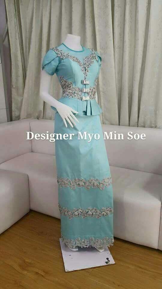 Burmese - event wear