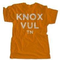 Knox Vul, TN T-Shirt. NEED