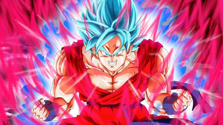 Goku Wallpaper Super Saiyan Blue - Best Wallpaper HD
