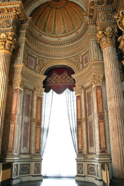 Dolmabahce Palace, Istanbul--Niche