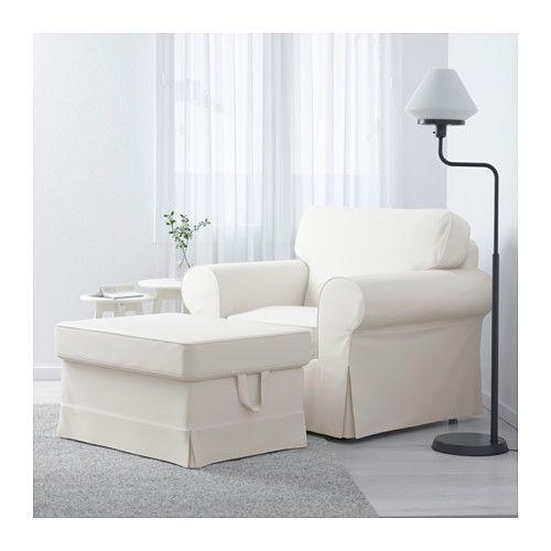EKTORP Lepotuoli - Vittaryd valkoinen - IKEA